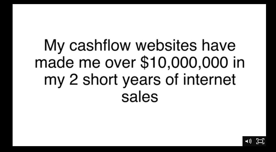 copy my cashflow review