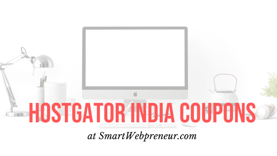hostgator india coupons