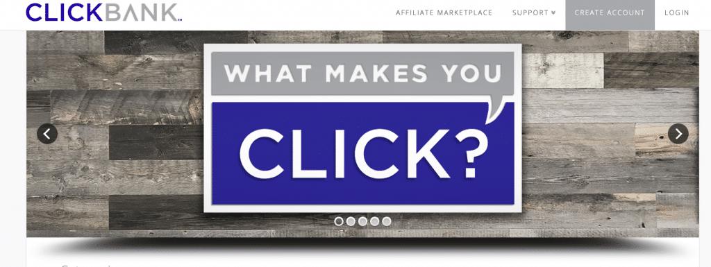 make 100 dollars a day clickbank