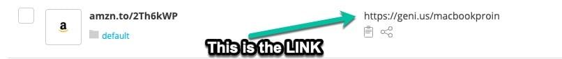 localized amazon link