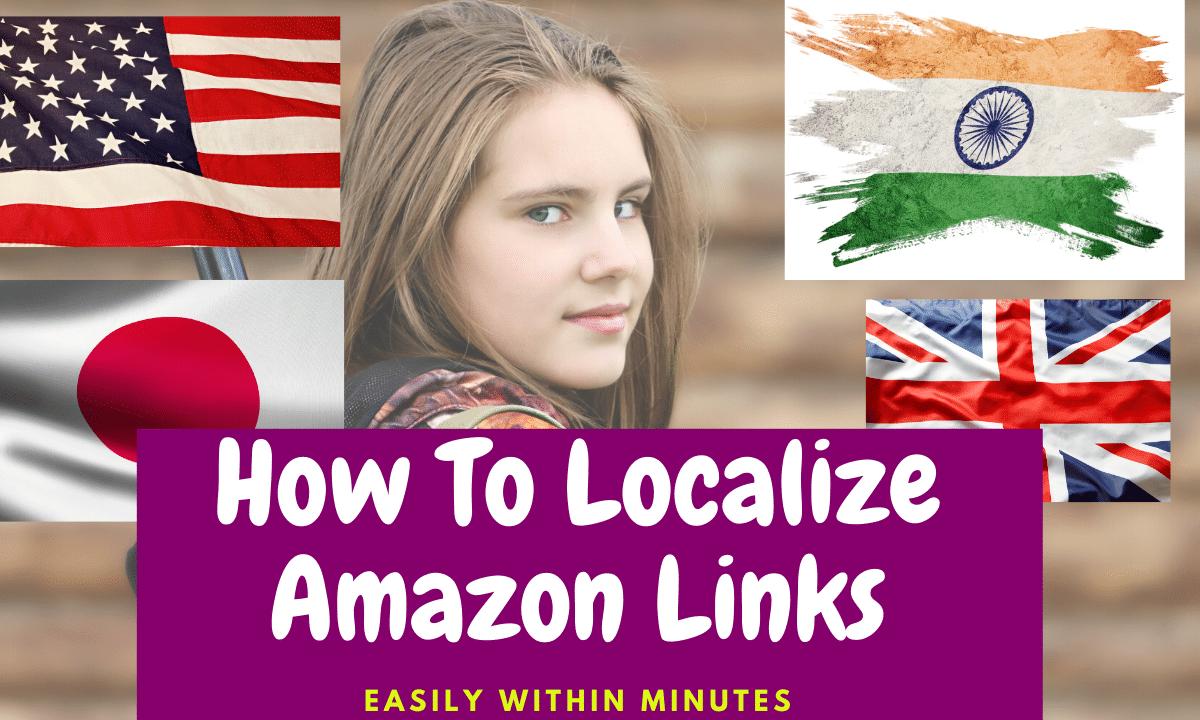 Amazon Link Localization