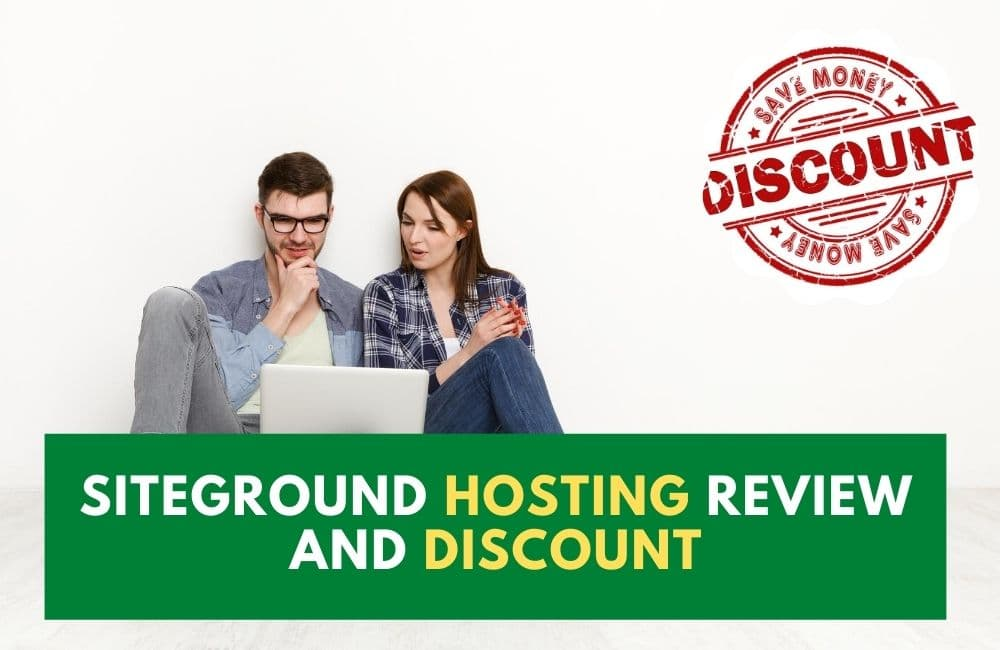 Siteground hosting review and discount