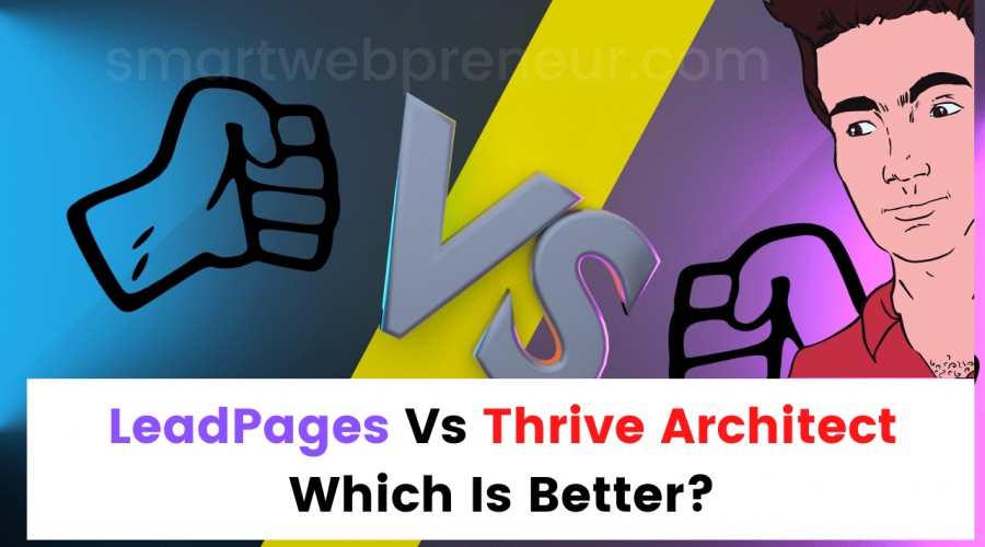 thrive architect vs leadpages