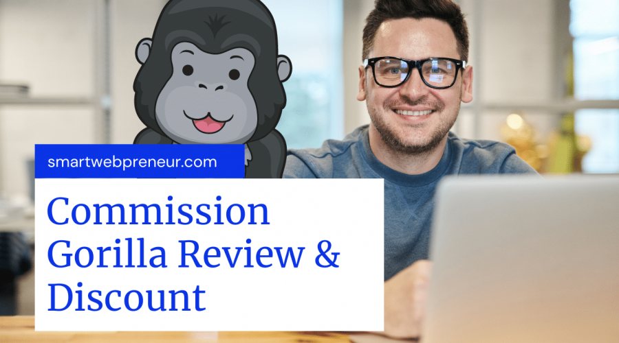 Commission Gorilla Review and discount