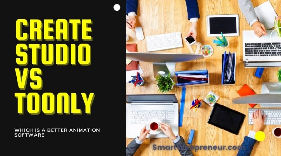 Create Studio Vs Toonly