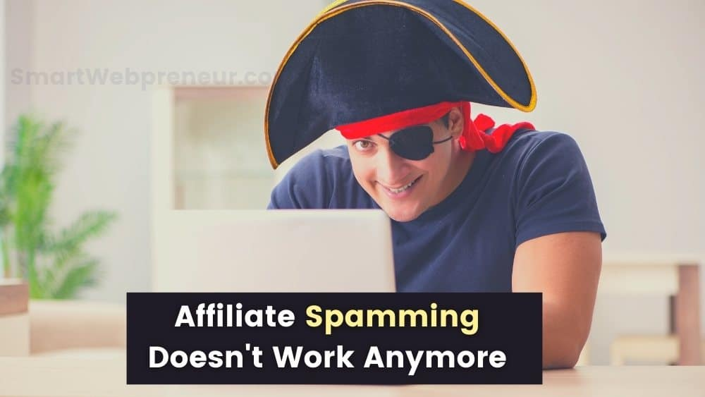 Affiliate Spamming