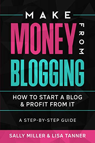 make money blogging book