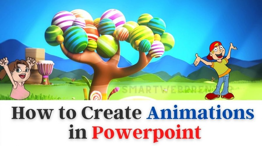 Create Animations in Powerpoint