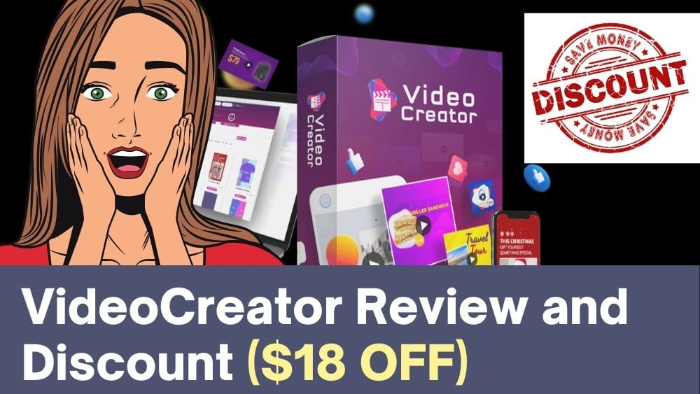 Video Creator Review Discount