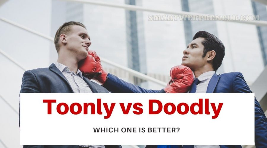 Toonly Vs Doodly