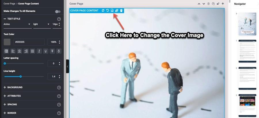 convert blog post into ebook