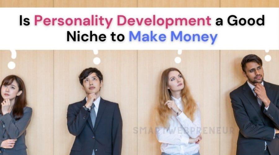 personality development niche