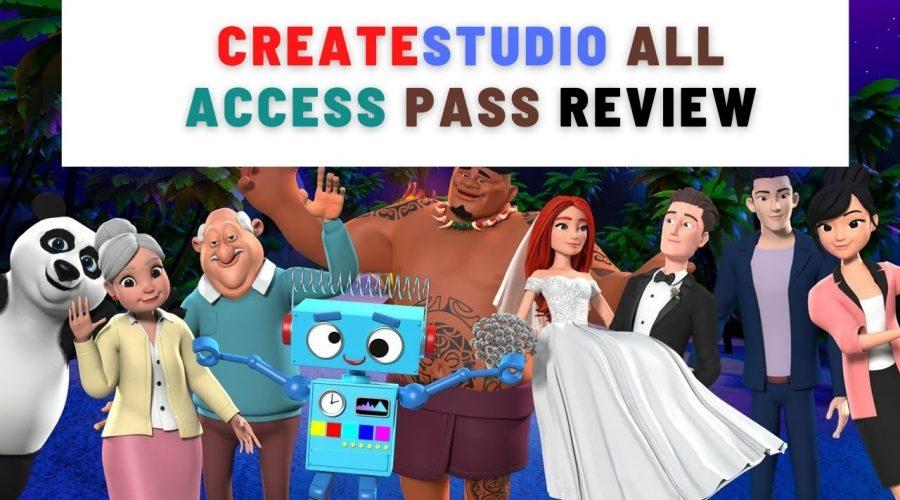 CreateStudio All Access Pass Review