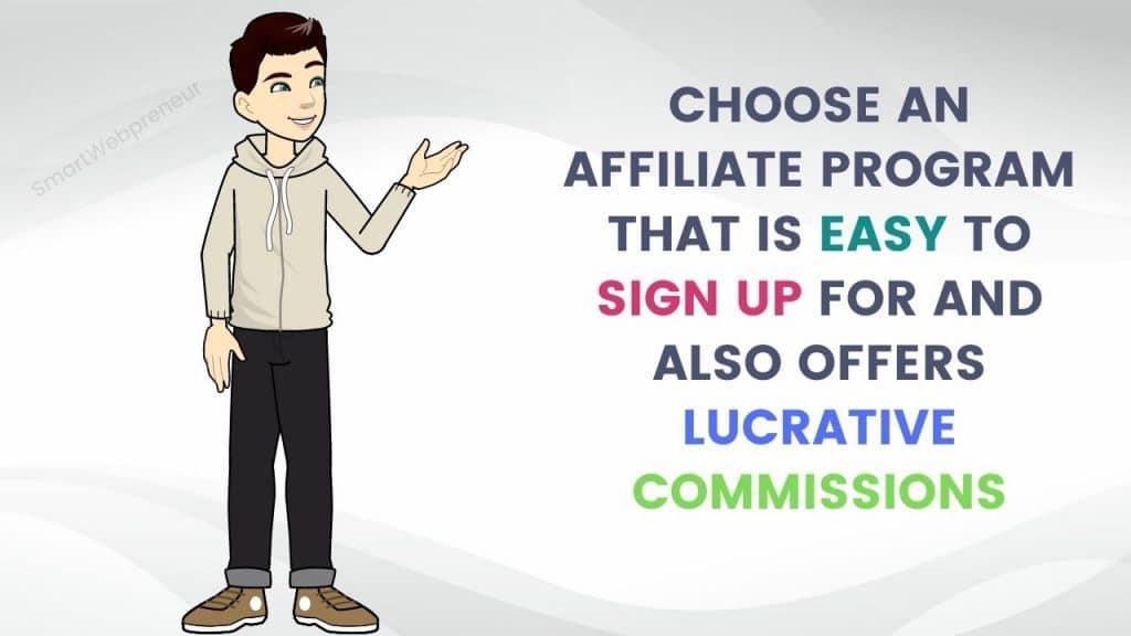 affiliate program beginners